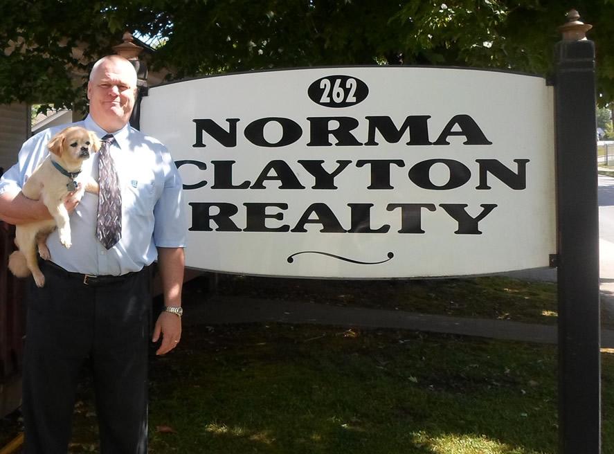 Duke Parrish Norma Clayton Realty Brevard NC